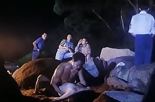 asians, chinese, outdoor, softcore, teased