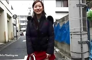 flashing, japaneses, public place