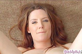 ass, dildoing, England, masturbating, orgasming, pink, redheads, toying