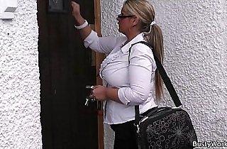 ass, blowjob, boss sex, busty asian, tits, giant titties, glasses, hitchhiking