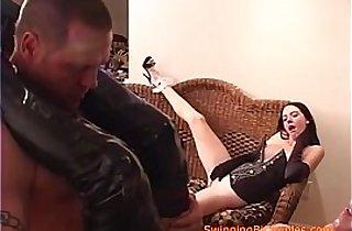 bondage, tits, clitoris, cream, daughters, facialized, giant titties, heels