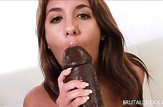 amateur sex, brunette, brutally fucked, dildoing, fatty, hubby xxx, inserted, masturbating