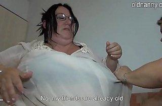 fatty, grannies, mature asia