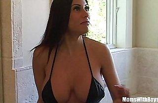 anal, ass, blowjob, brunette, tits, cougars, cream, cumshots