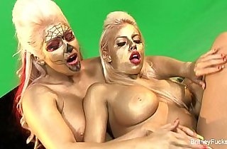 ass, blonde, HD, heels, hornylesbo, sex star, pussycats, sapphic erotica