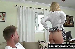 ass, athlets, blonde, boobs, boss sex, tits, Giant boob, giant titties