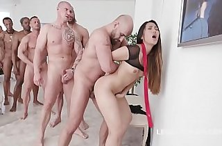 anal, asians, ass, assholes, BBC, black  porn, brunette, cream